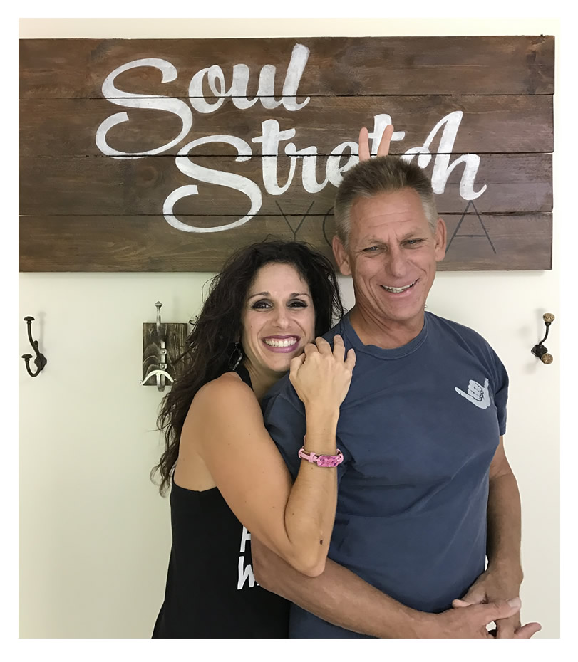 Rose Doug Sabin Owners Soul Stretch